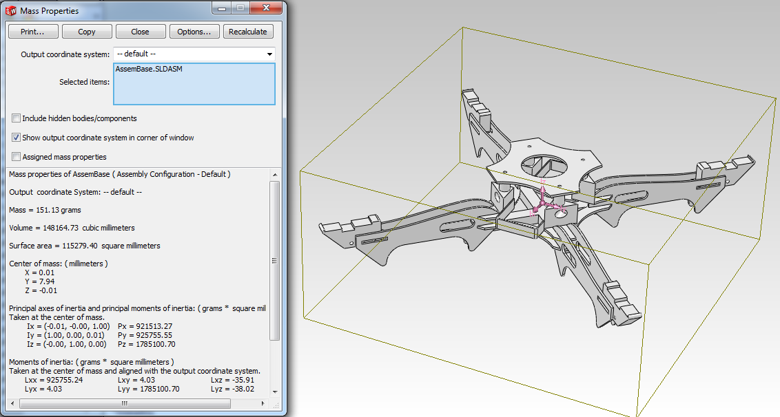 CAD Models and Simulations   Mechatronics Project Site